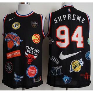 online store 68874 938d8 NBA basketball jersey Supreme x Nike x NBA jersey NO.94 ...