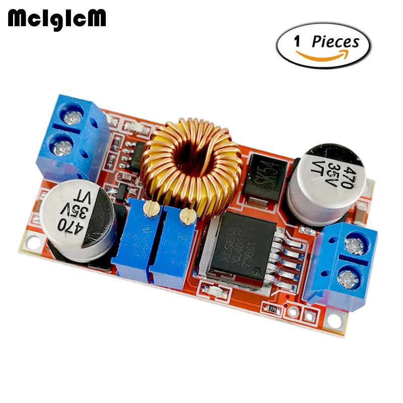 5A DC to DC Lithium Battery Step down Charging Board Led