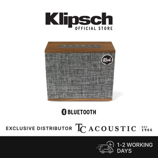 Klipsch Heritage Groove Wireless Portable Bluetooth Speaker With Microphone
