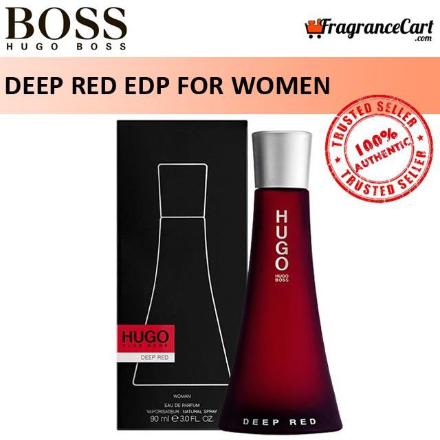 boss deep red 90ml