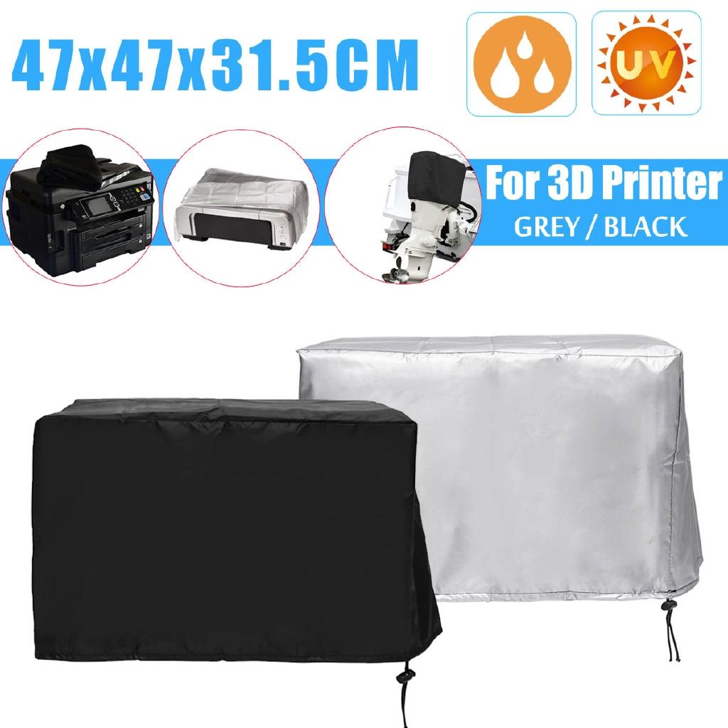 47X47X31cm Nylon 3D Printer Dust Cover For Epson Workforce/HP OfficeJet  Printer