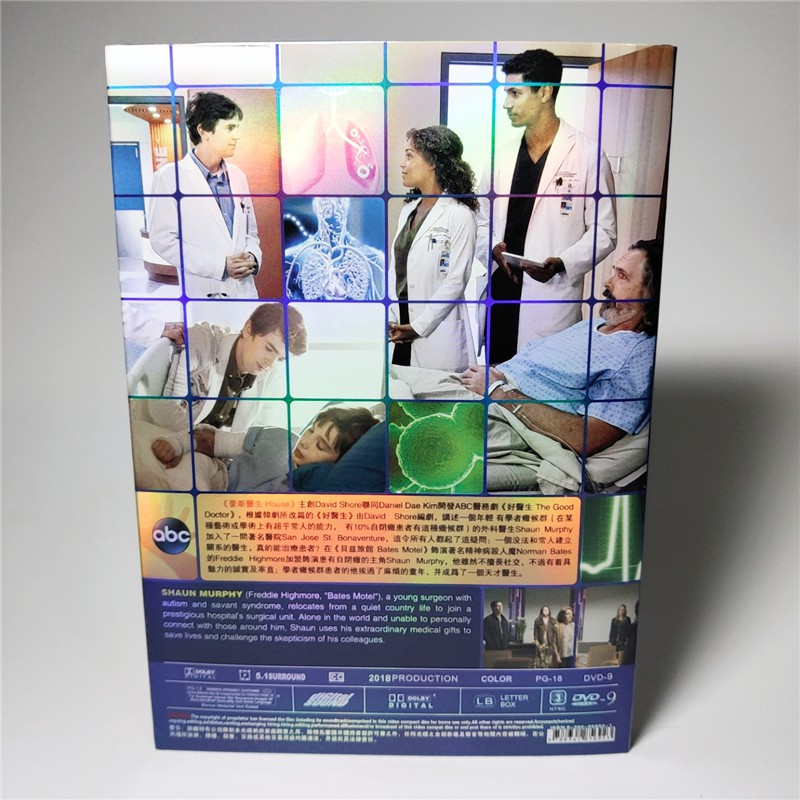 the good doctor/good doctor dvd hd | Shopee Singapore