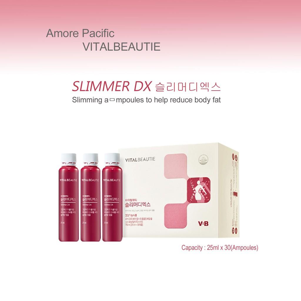 Amore Pacific Vb Program Slimmer Dx 25ml X 30ea Diet Weingt Control Ampoule
