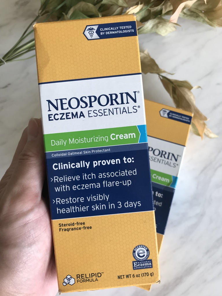 Neosporin Eczema Essentials Daily Moisturising Cream | Shopee Singapore