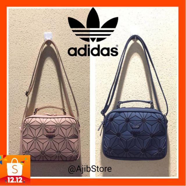 ea6b78f06f Adidas original issey miyake sling bag