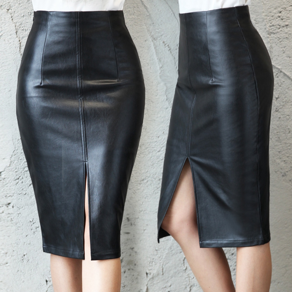 b30c185250 Patent Leather Skater Skirt – DACC