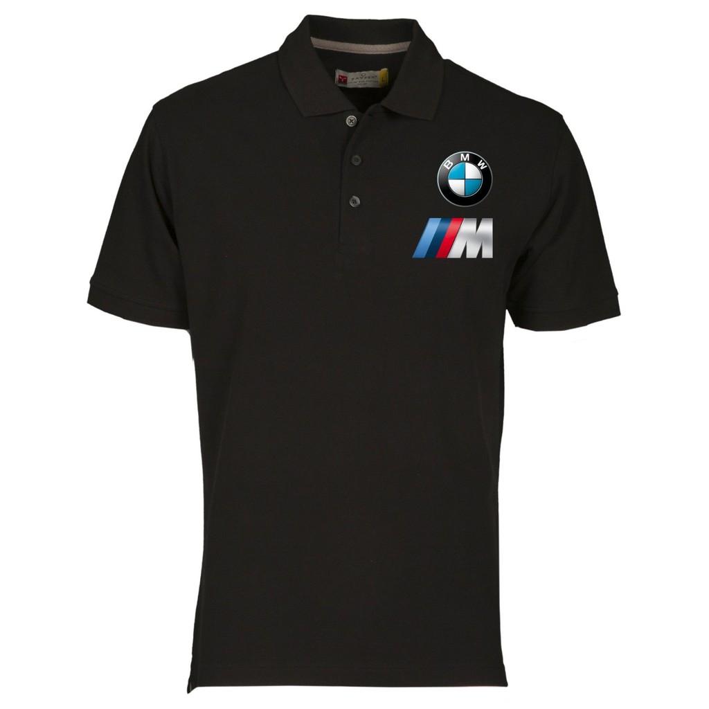 8cbaa58c7b78 Bmw M Black Sport Chic M3 M4 M5 Z3 Z4 X1 X3 X5 X6 Racing Men s Polo T Shirts  Black