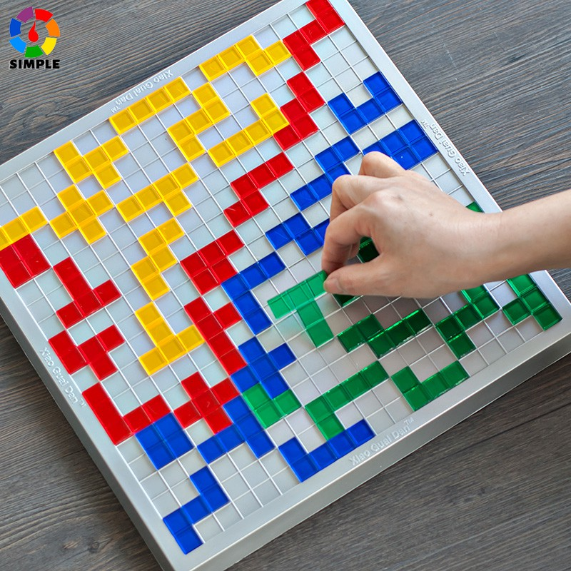 Blokus Cards Board Game