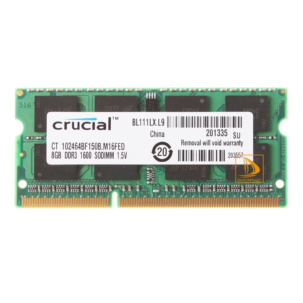 DDR3L PC3L-12800 Laptop Notebook Ram High Quality 16GB 2x8GB 30 Days Warranty