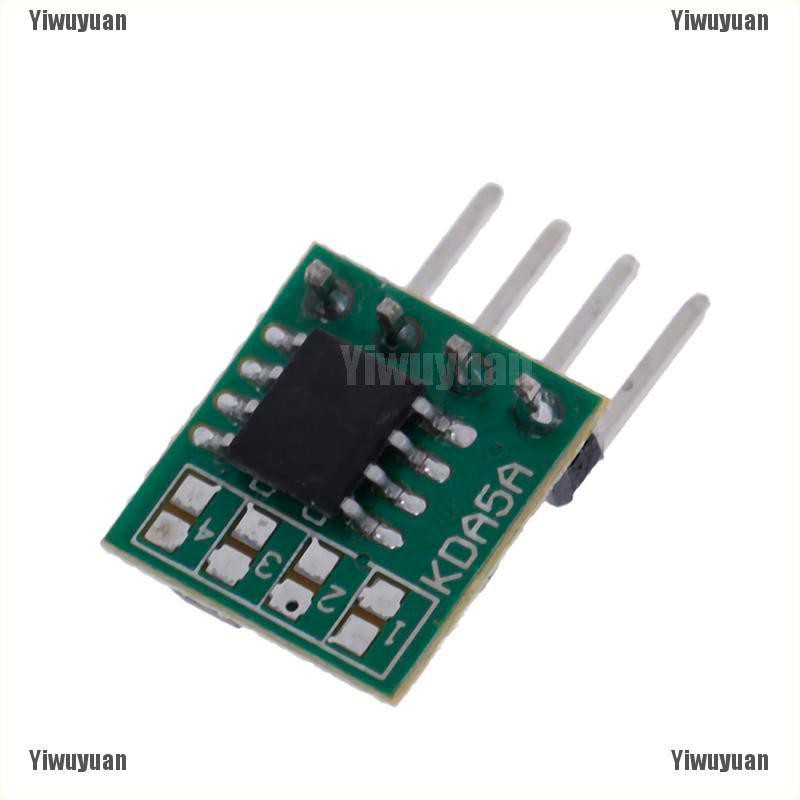 Bistable flip-flop latch switch circuit module button trigger power-off memory V