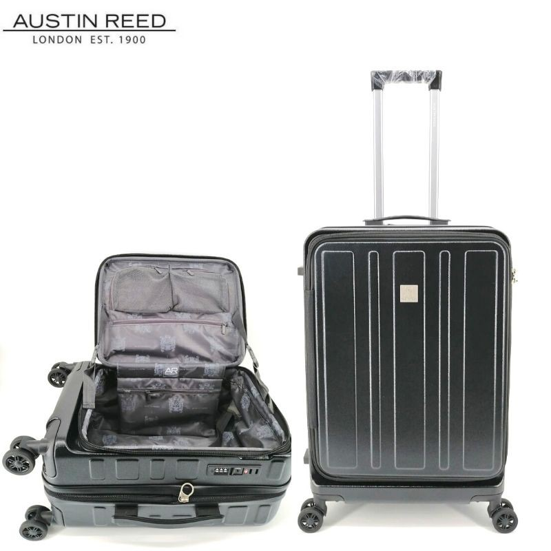 Austin Reed 20 24 28 Expandable Travel Luggage Bag Travel Suitcase 359105 Shopee Singapore