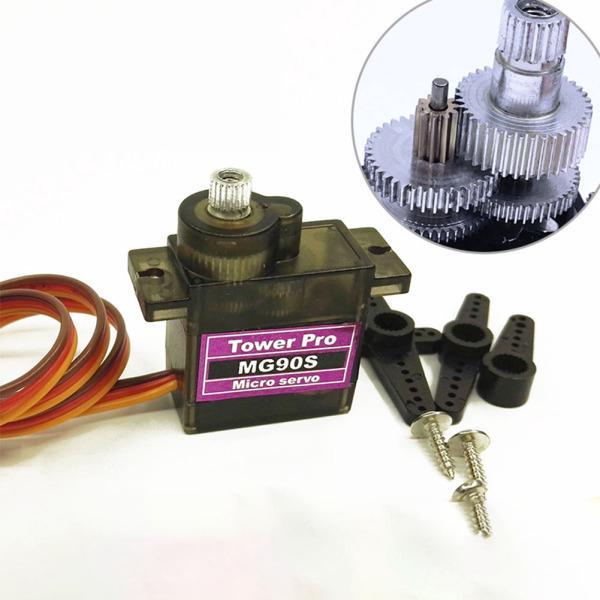 4 8V RC Micro MG90S Servo 9g for Aeromodelismo Helicopters