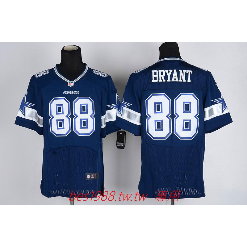 save off dff13 9a892 zebradouble-headed nfl football soccer jerseys dallas cowboys # 88 bryant