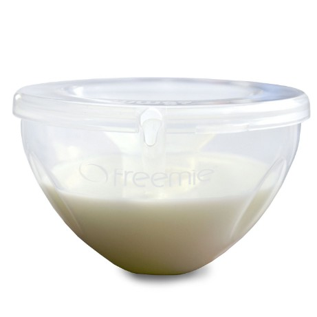 Freemie Collection Cups The Only Hands Free and Concealable Breast Pump Milk mm