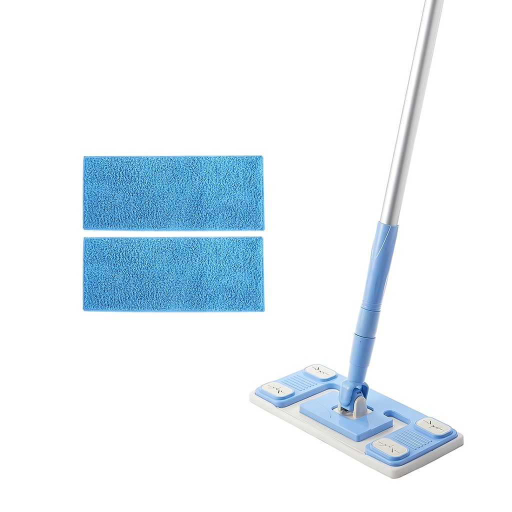 Aclean 25cm Floor Mop 2in1 Disposal