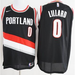 more photos e5cf0 e7b8f 2018 Original Nike NBA Portland Trail Blazers Damian Lillard ...