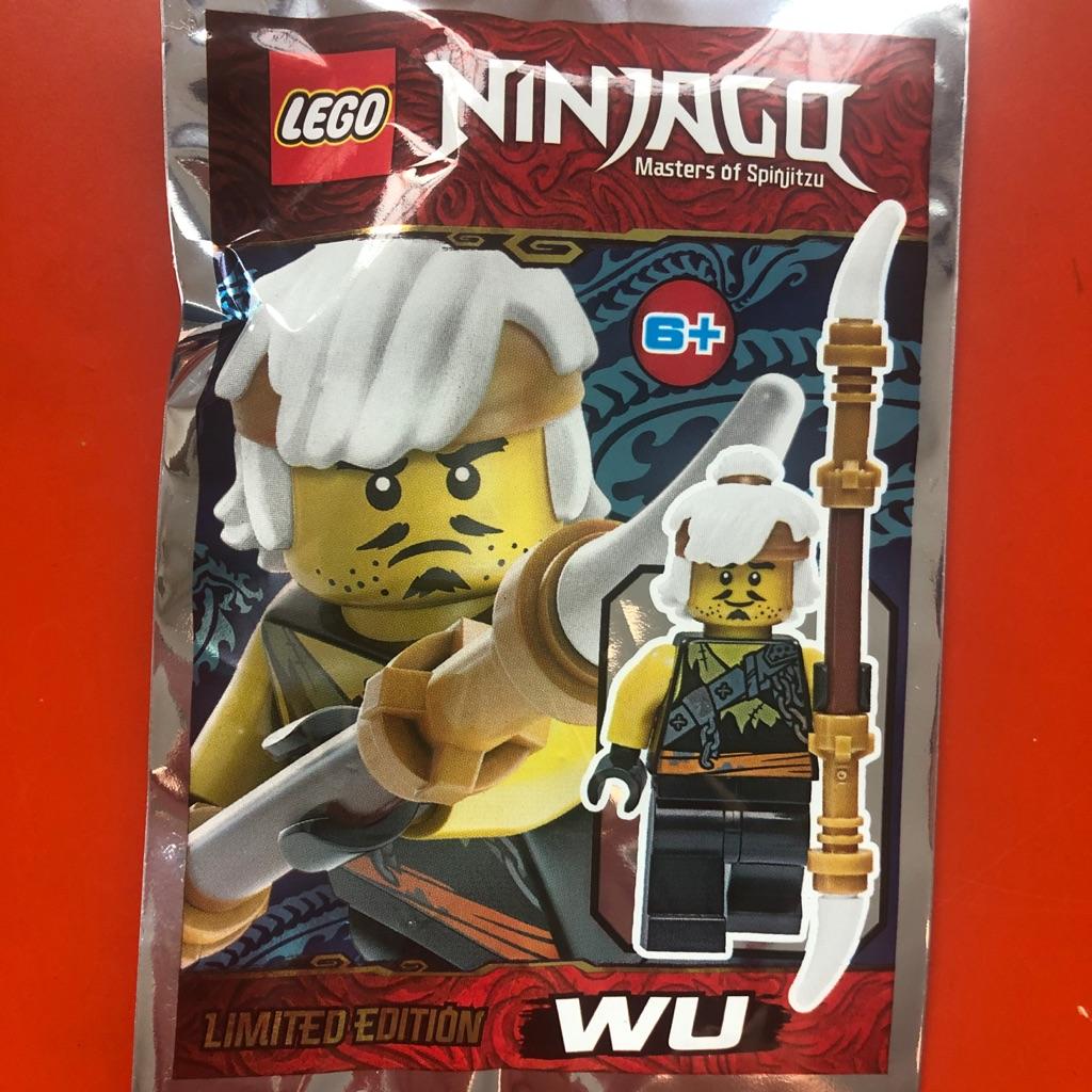 LEGO 891945 Ninjago Young Wu (MISP)