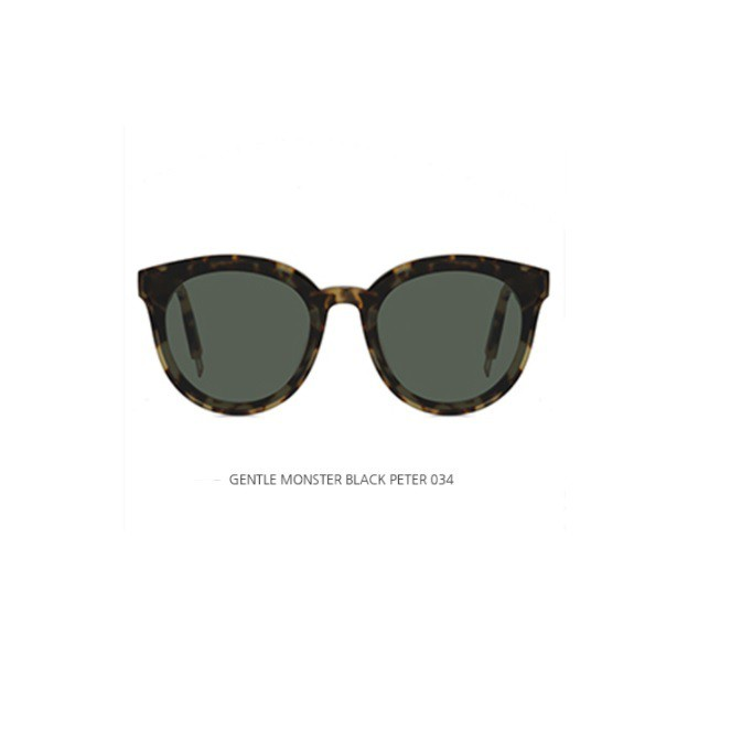 8c54ee07bdb Gentle Monster Sunglasses Sign of Two S3 Gold