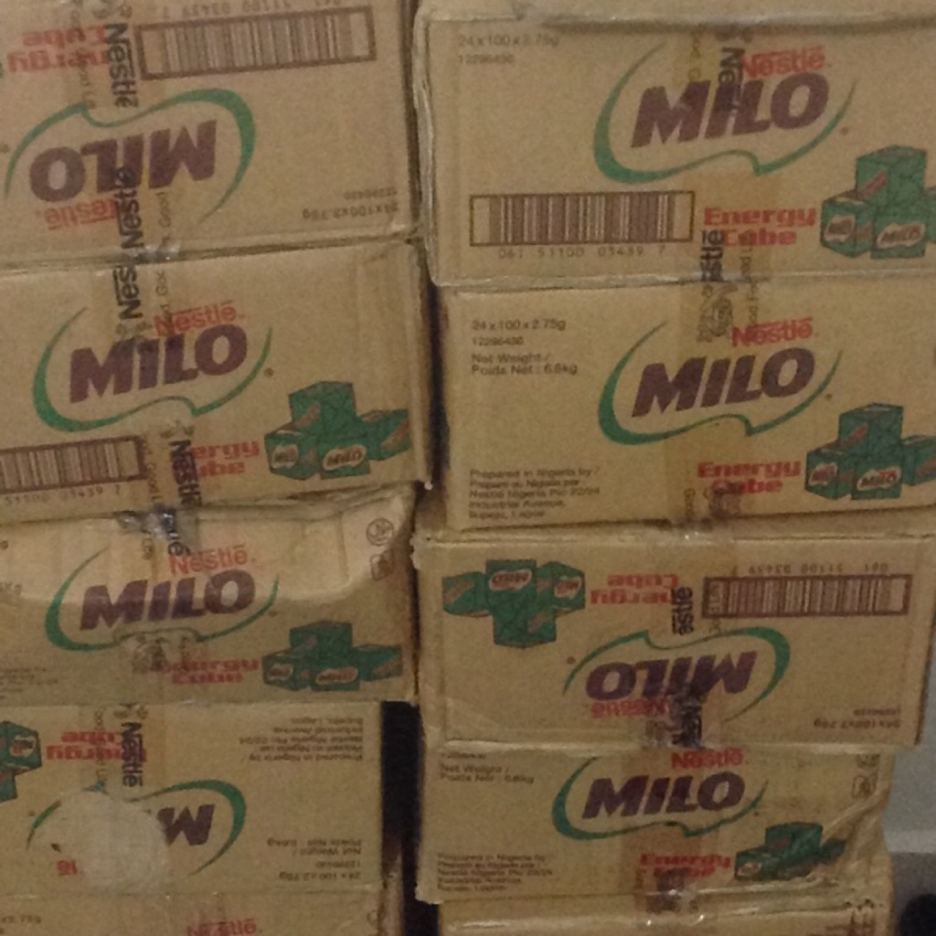 Milo Energy Cube 100 Pieces Pack Shopee Singapore 2