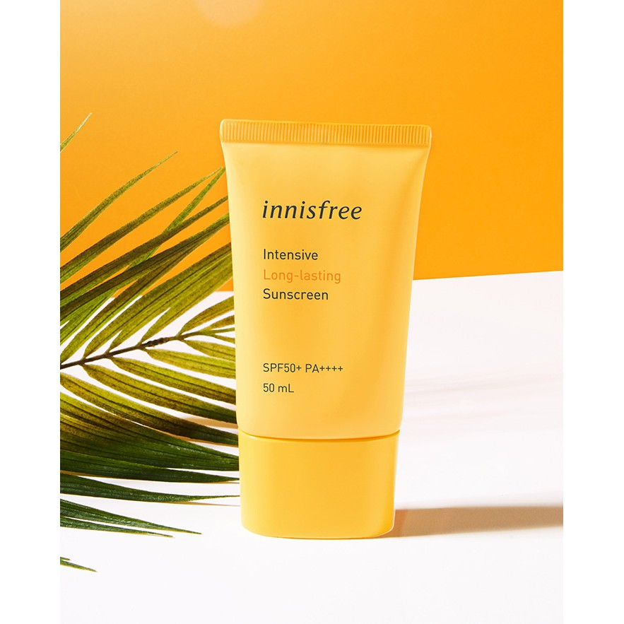 Innisfree Intensive Long Lasting Sunscreen SPF50+ PA++++ 50ml ...