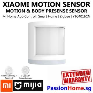Motion And Body Sensor – Xiaomi Mijia Wireless Zigbee