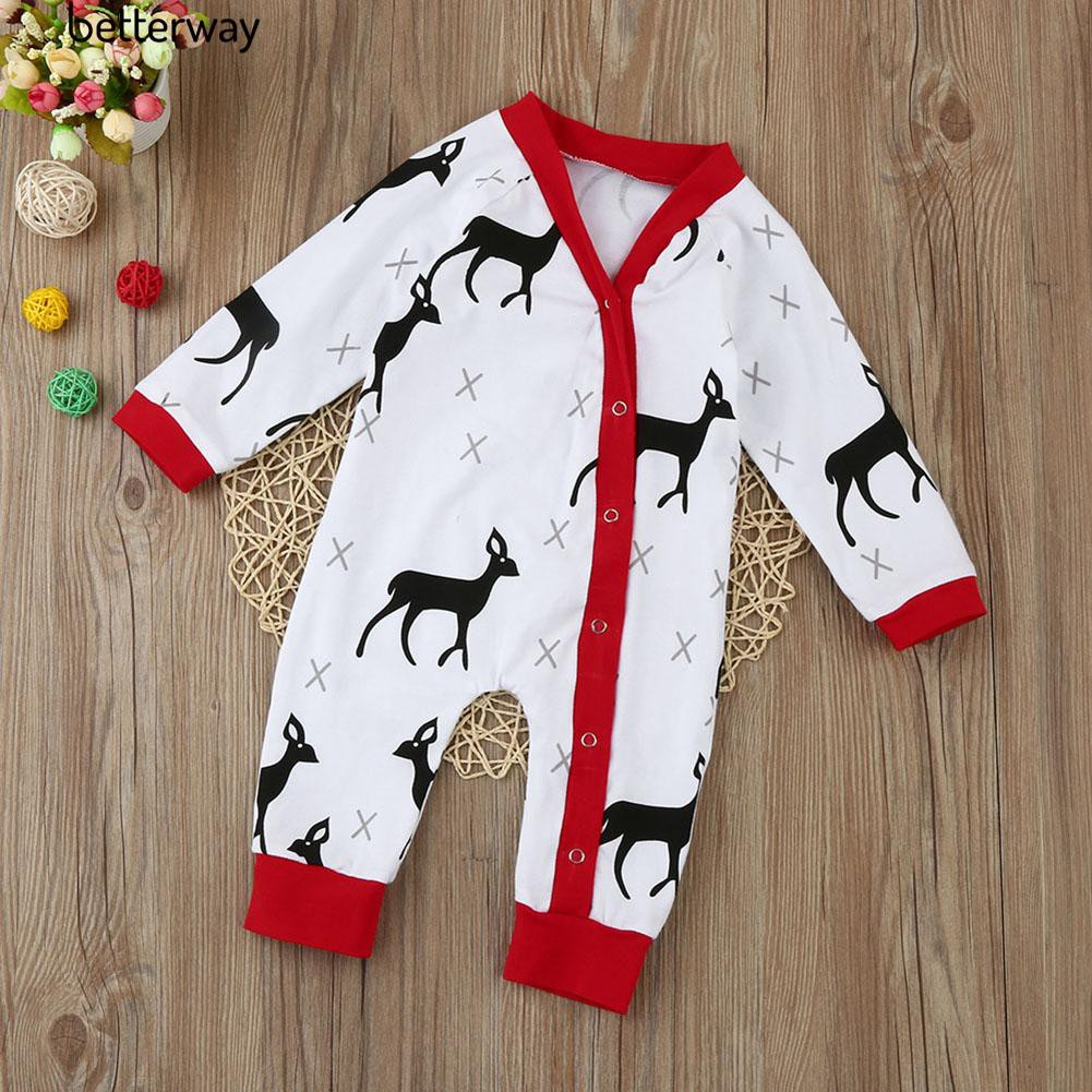 A1BY-5US Infant Baby Boys Girls Cotton Long Sleeve Jamaica USA Flag Heart Romper Bodysuit Funny Printed Romper Clothes