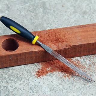 6Pcs 140mm Mini Metal Filing Rasp Needle File Wood Tools