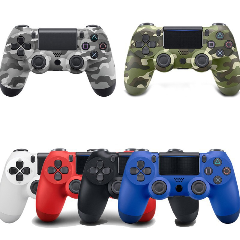 Bluetooth PS4 Controller for PS4 Vibration Joystick Gamepad PS4 Game  Controller