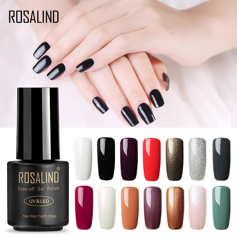 Nail Gel 5ml Volume Pure Solid Uv Gel Colors For Nail Tips Shiny Cover Extension Manicure Diy Beauty & Health Inventive 2017 New 30 Color