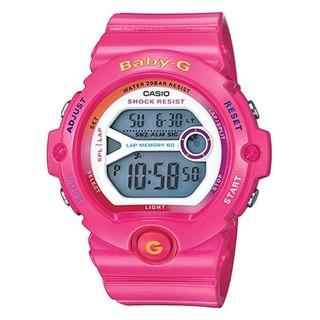 290e4741b771 Casio Baby-G Women s Pink Resin Strap Watch BG6903-4B