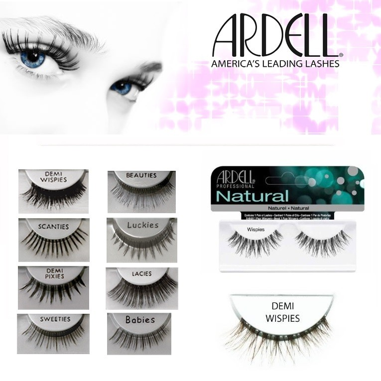 Natural Eyelashes Beauties Black by ardell #21
