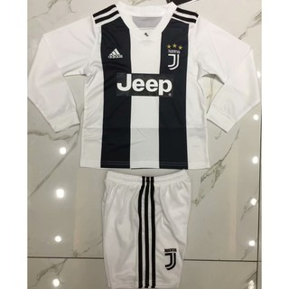 low priced ed175 7a4e7 Sale Youth jersey 18/19 #7 RONALDO Juventus Home long sleeve ...
