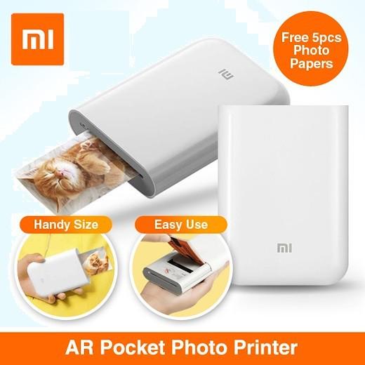 Xiaomi Pocket Photo Printer (AR Printer)