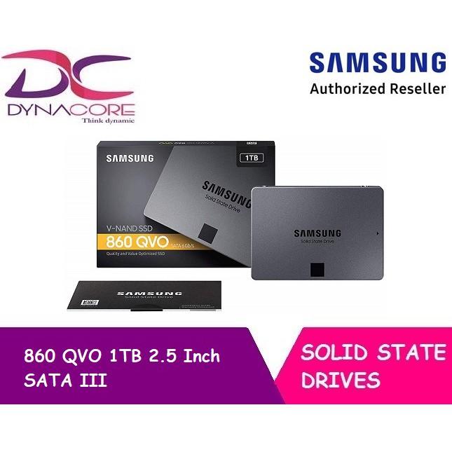 Samsung 860 QVO 1TB 2 5 Inch SATA III Internal SSD