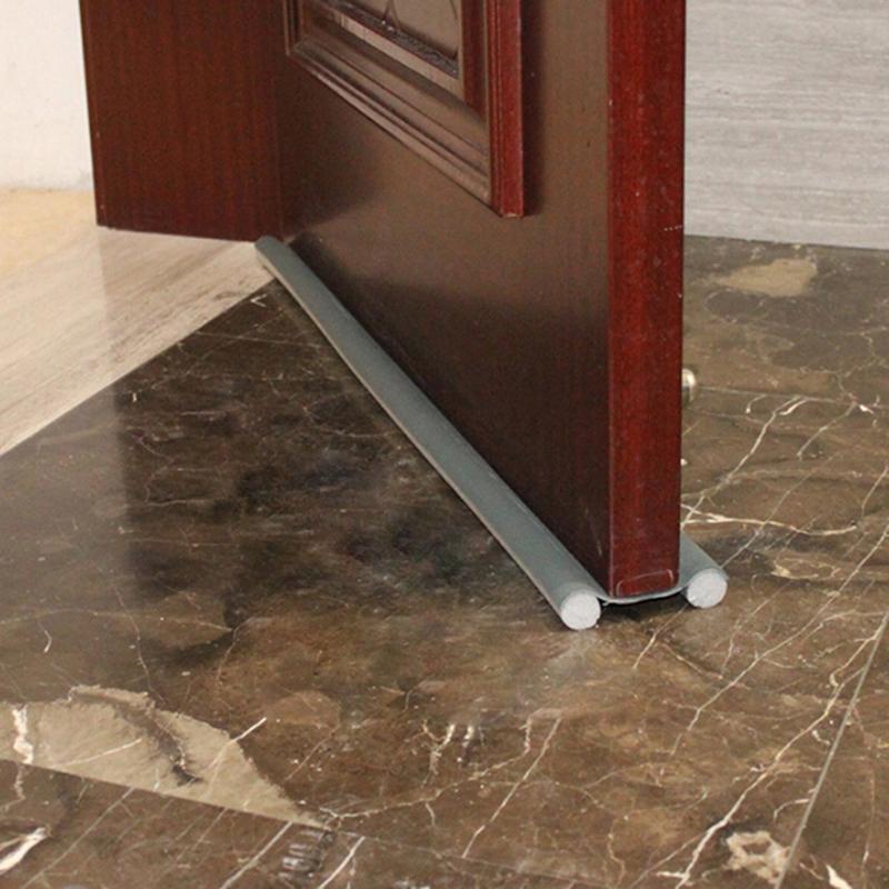 3PCS Twin Draft Guard Wind Dust Blocker Sealer Stopper Insulator For Door Window