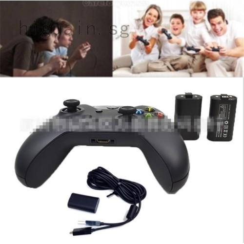 Kit Play and Charge Rechargeable Battery Kit Pack For XBOX ONE Controller