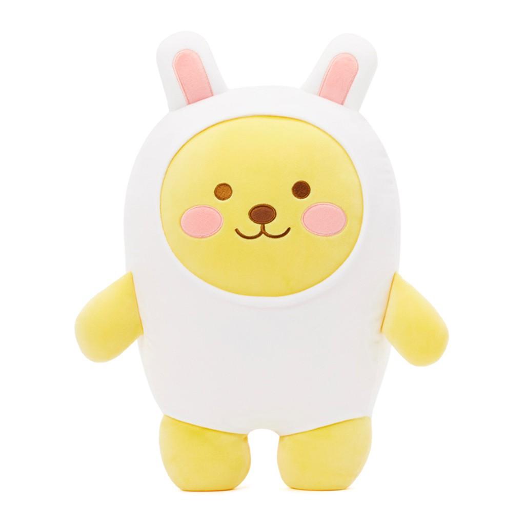 Hug Me Friends Plush Toy KAKAO FRIENDS Official Apeach /& Muzi