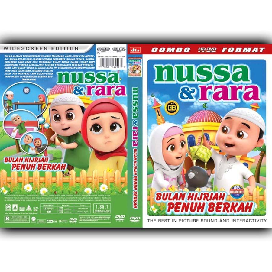 Dvdfilm Nussa & Rara Full Moon Hijrah 20   Shopee Singapore