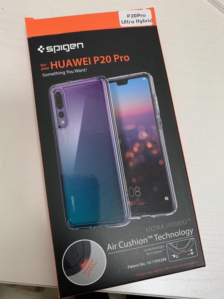 wholesale dealer 905bf 538d5 Huawei P20 Pro Spigen Ultra Hybrid Case Cover | Shopee Singapore