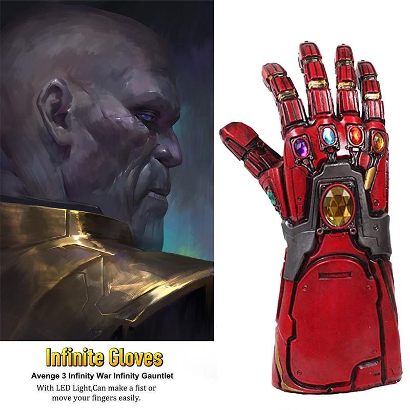 Avengers Endgame Infinity Gauntlet Cosplay Iron Man Tony