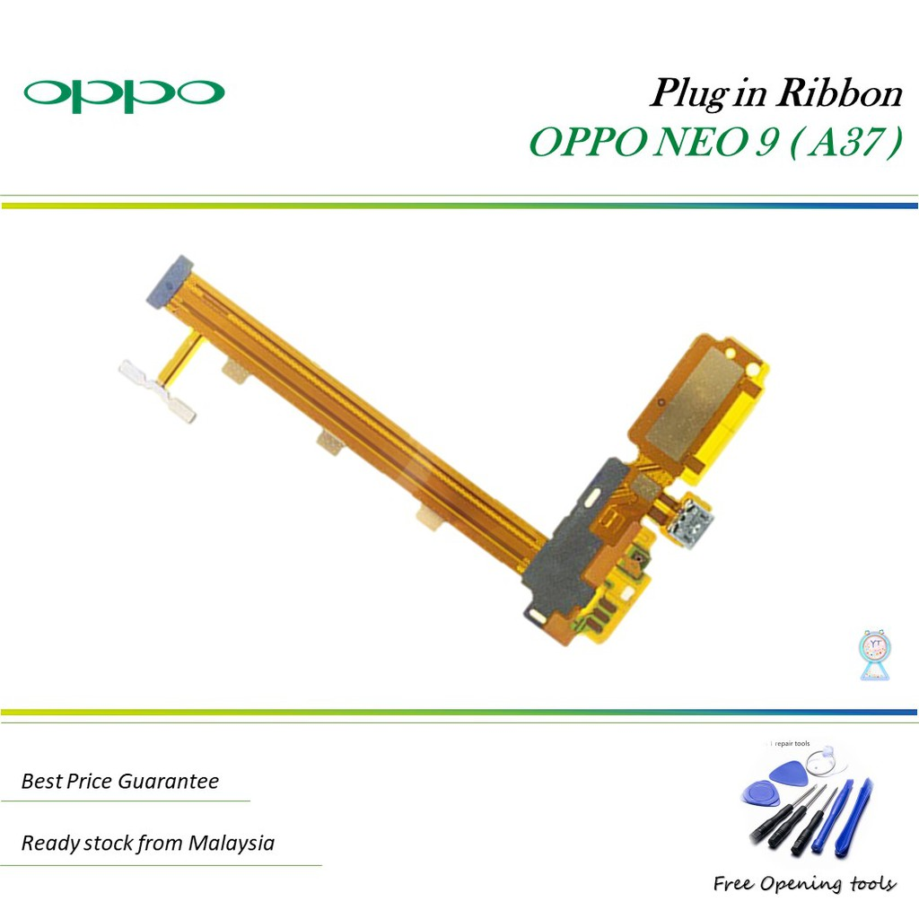 Charging Charger Port Usb Plug In Board Ribbon For Oppo