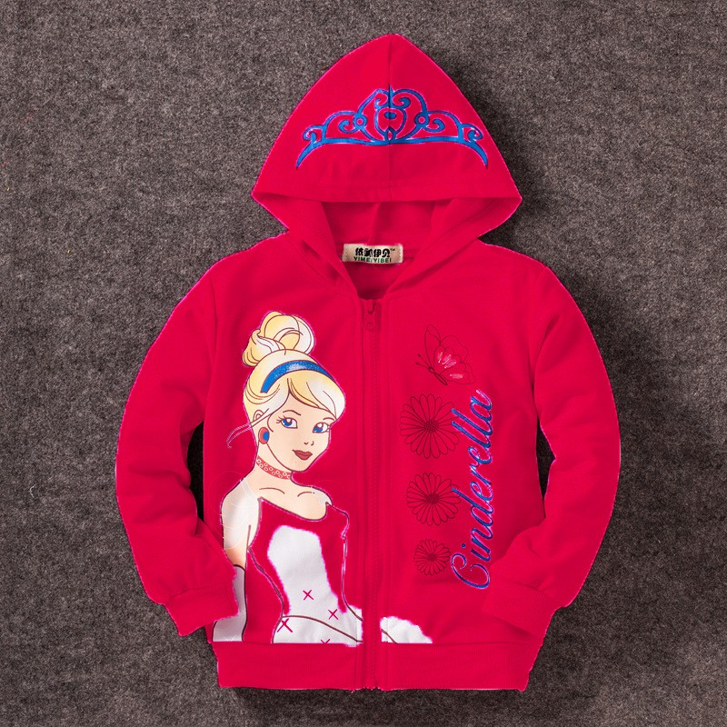 67327c3fc Hooded children s jacket   children s clothing spring and autumn ...
