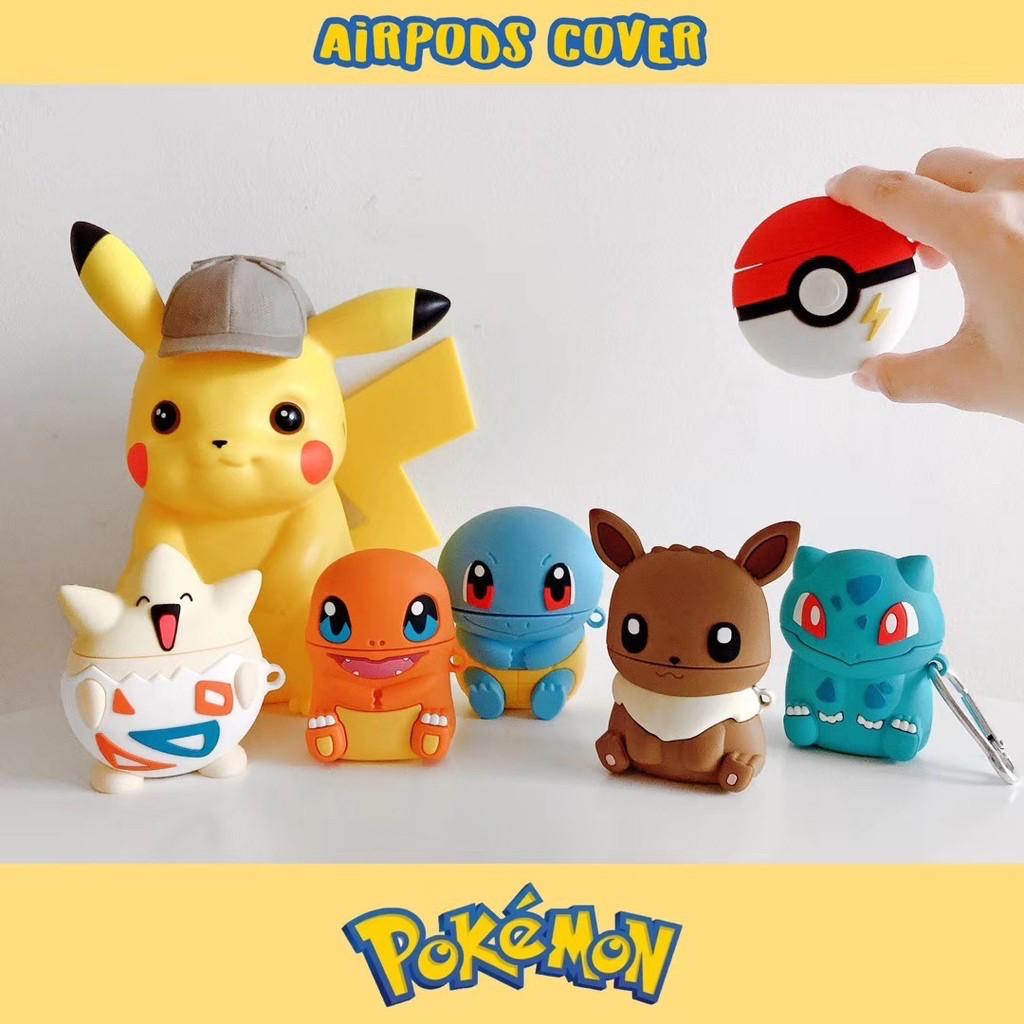 Pokemon Charmander Airpods Case