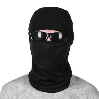 aaaed70f313 ❀BEVE❀Winter Windproof Caps Warm Fleece Balaclava Face Mask Sports Ski Bike  Hat