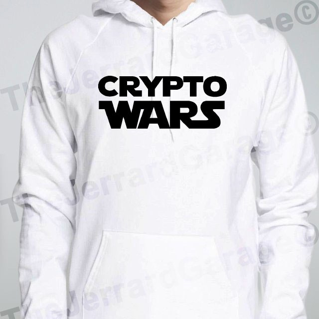4e8ab3669d84 Crypto Wars Hoodie