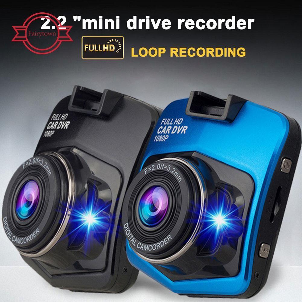 Local Seller 3mth Wrty Mini Car Dvr Gt300 Camera Camcorder 1080p