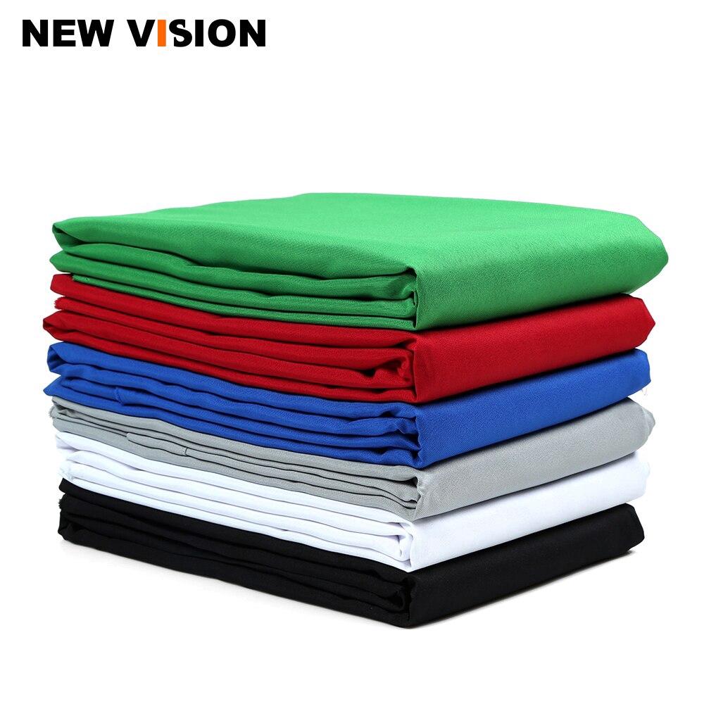 Green Blue Black White Gray Color Cotton Textile Muslin