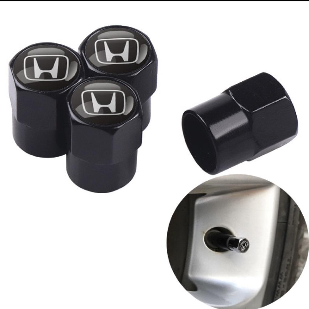 4 PCS// Set OEM Car Wheel Tire Metal Valve Dust Caps  Covers Accessories for BMW