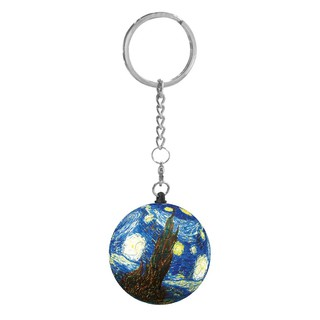 3D Puzzle Keychain: The Starry Night   Shopee Singapore