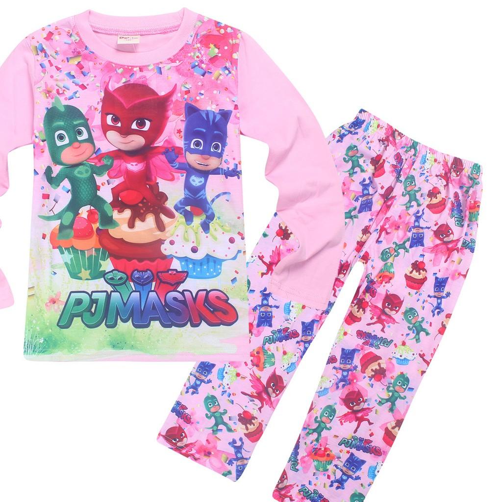 PJ Mask Kid Pajamas 5 Designs  b6aa39614